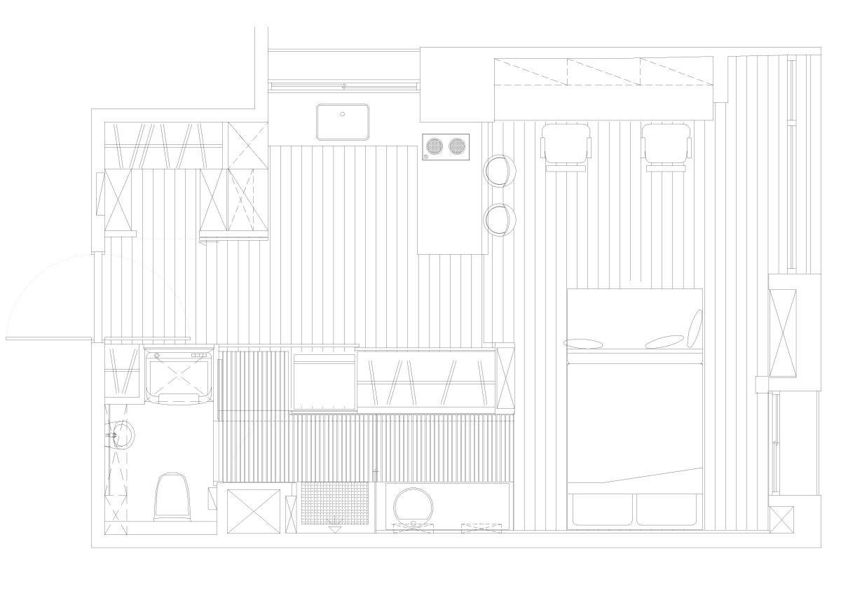AFTER 平面圖提供_將作空間設計。