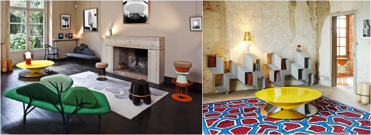 La Chance 以簡約線條、混搭材質,創造出鮮明、華麗感的設計特色。