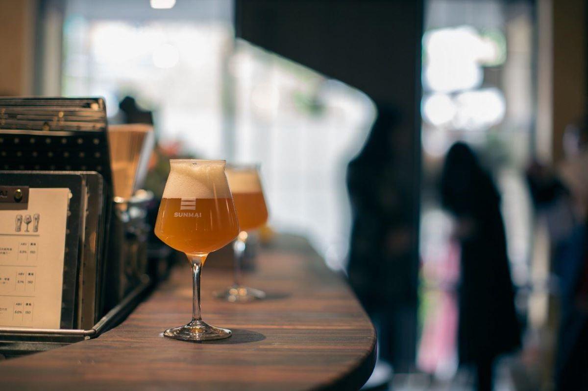 SUNMAI BAR安和店除提供經典三麥、亞州原創系列、季節限定等人氣酒款外,更推出隱藏版實驗性酒款。