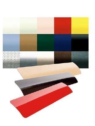鋁百葉簾的色系選擇上十分多樣。