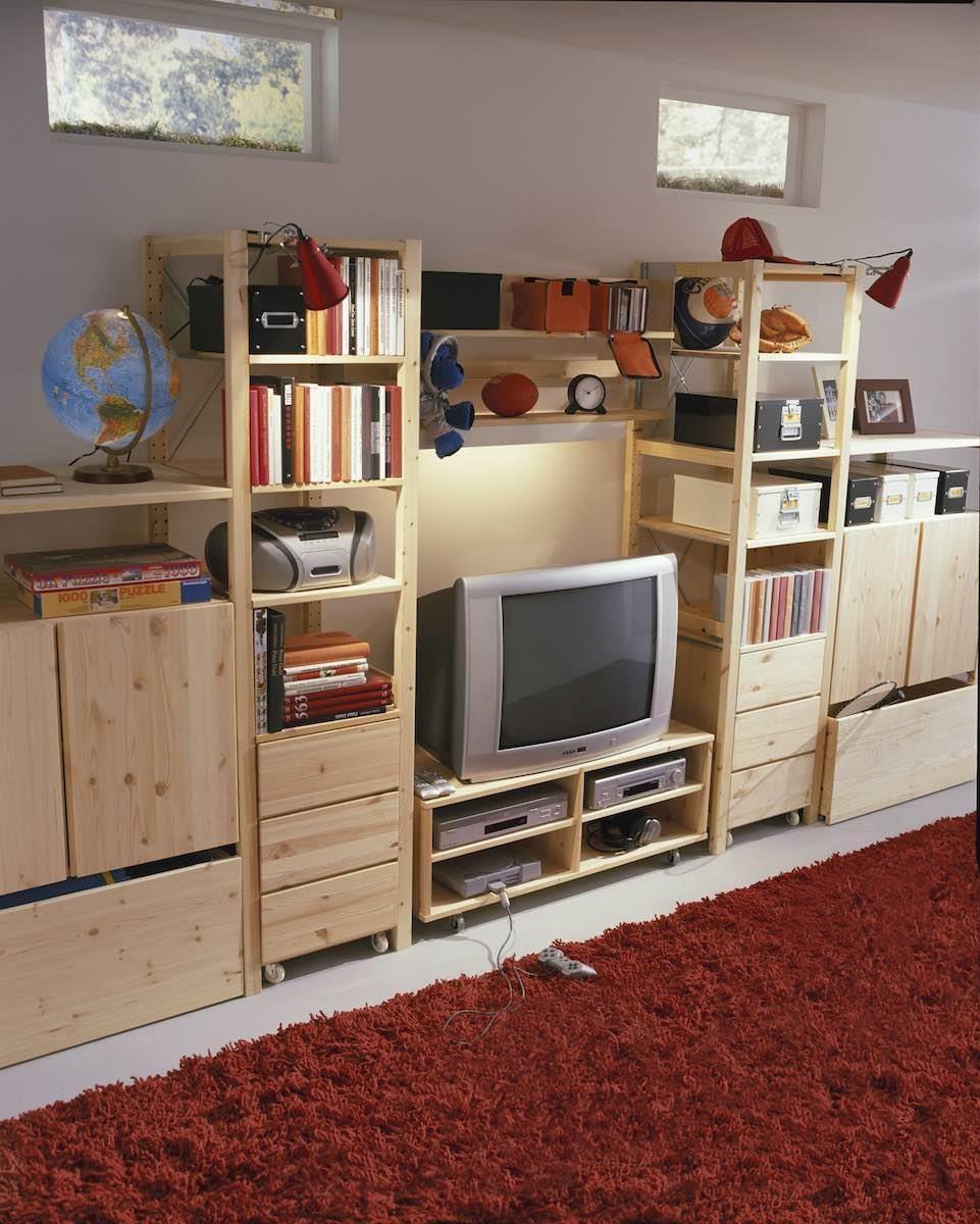 IVAR系列是IKEA整個家具系列中屹立不搖的經典家具。圖片提供_IKEA
