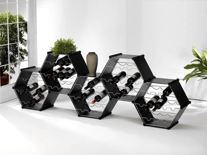 組合式蜂巢架 - 公司名稱:國隆實業社,國家/地區:台灣,展位:3C-E34,展區:室內家居裝飾