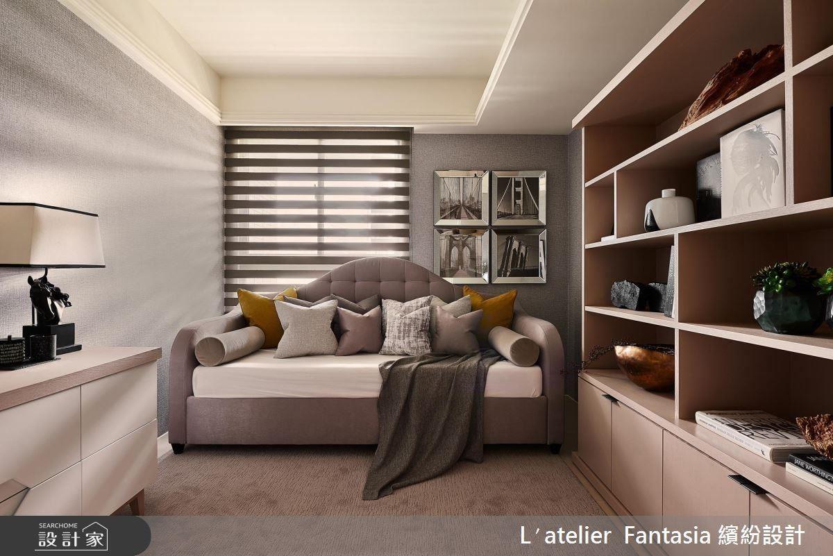 體察居住者的生活習性,以家具完整空間機能性。