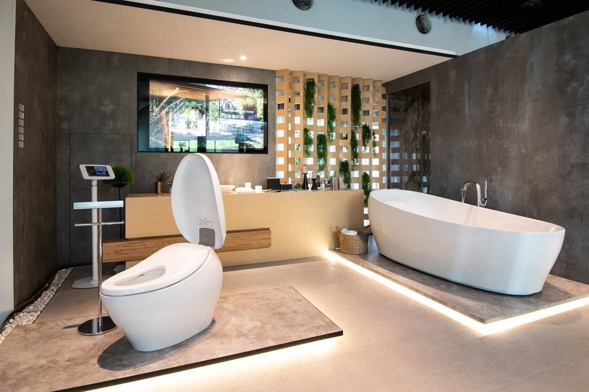 全新 NEOREST COLLECTIONS 衛浴用品不再只是必需品,而是生活中展現品味的藝術品。
