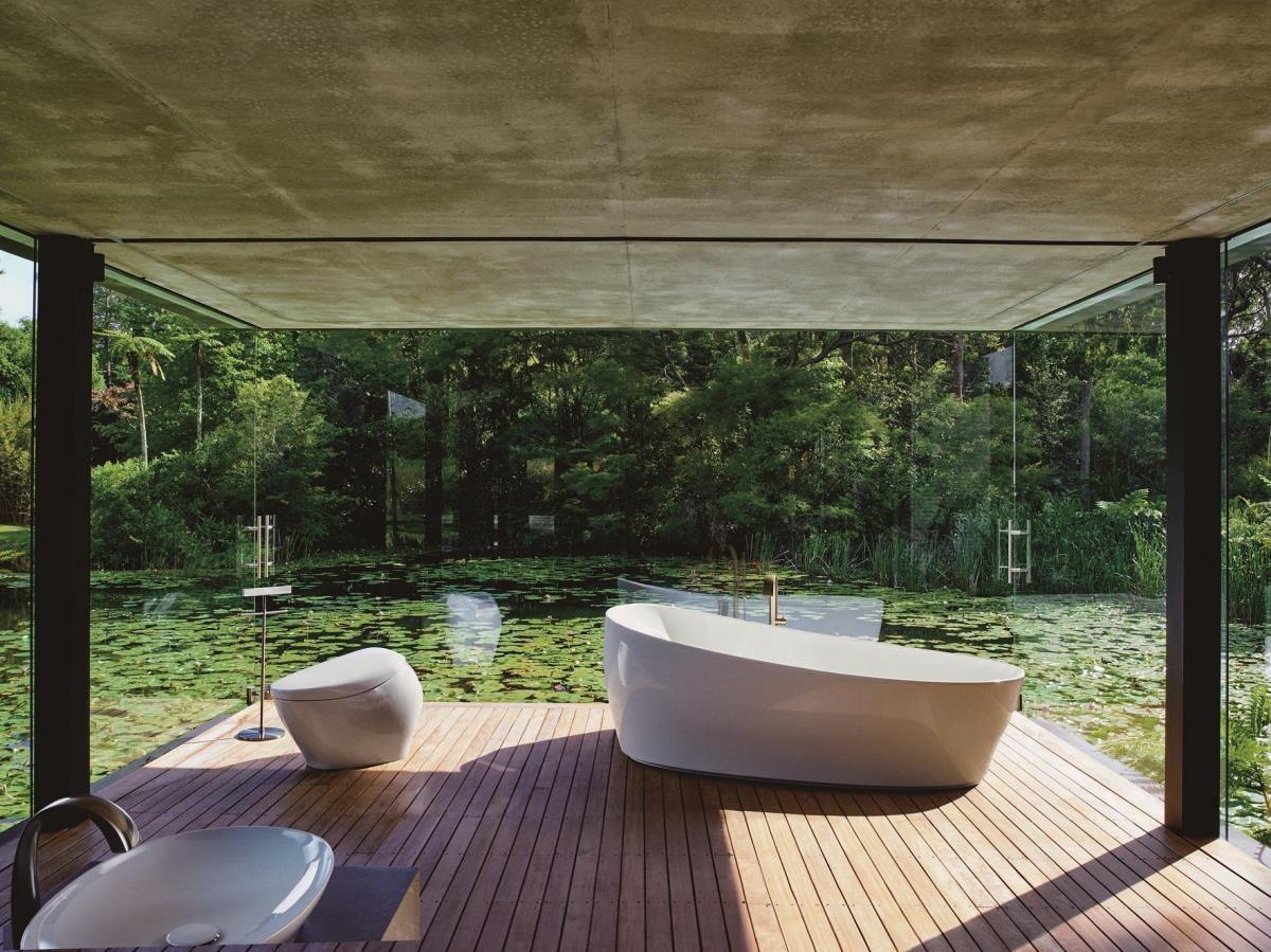 NEOREST COLLECTIONS 營造出的高質感氛圍,在療癒且激發活力的衛浴空間中,享受無微不至的款待。