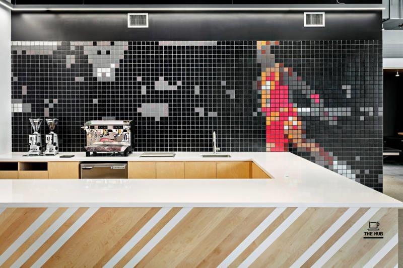 Nike 的自助餐廳。>>看完整文章