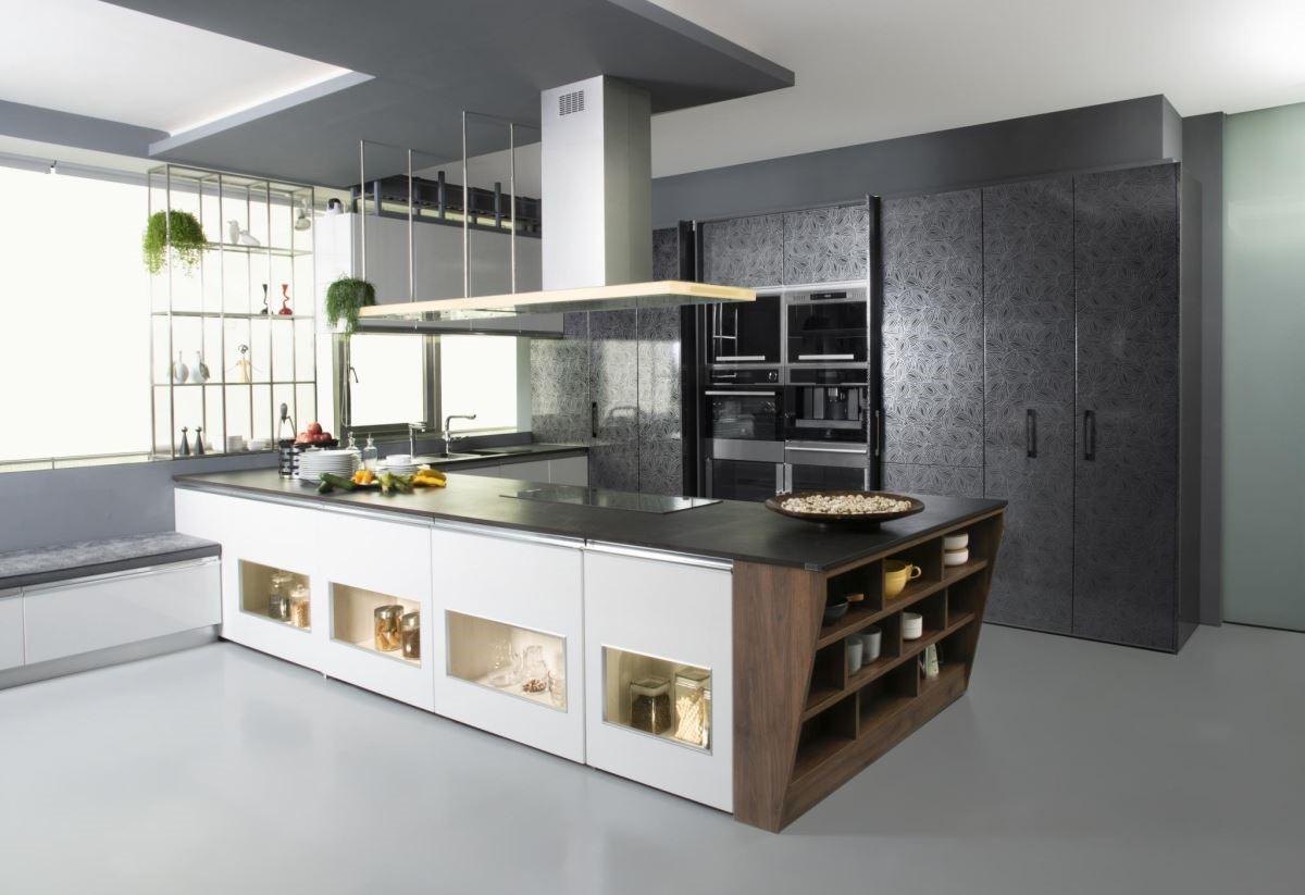 麗芙系列,讓廚具家具化,創造空間新亮點,消弭餐廚、起居空間界線,與生活融合為一。
