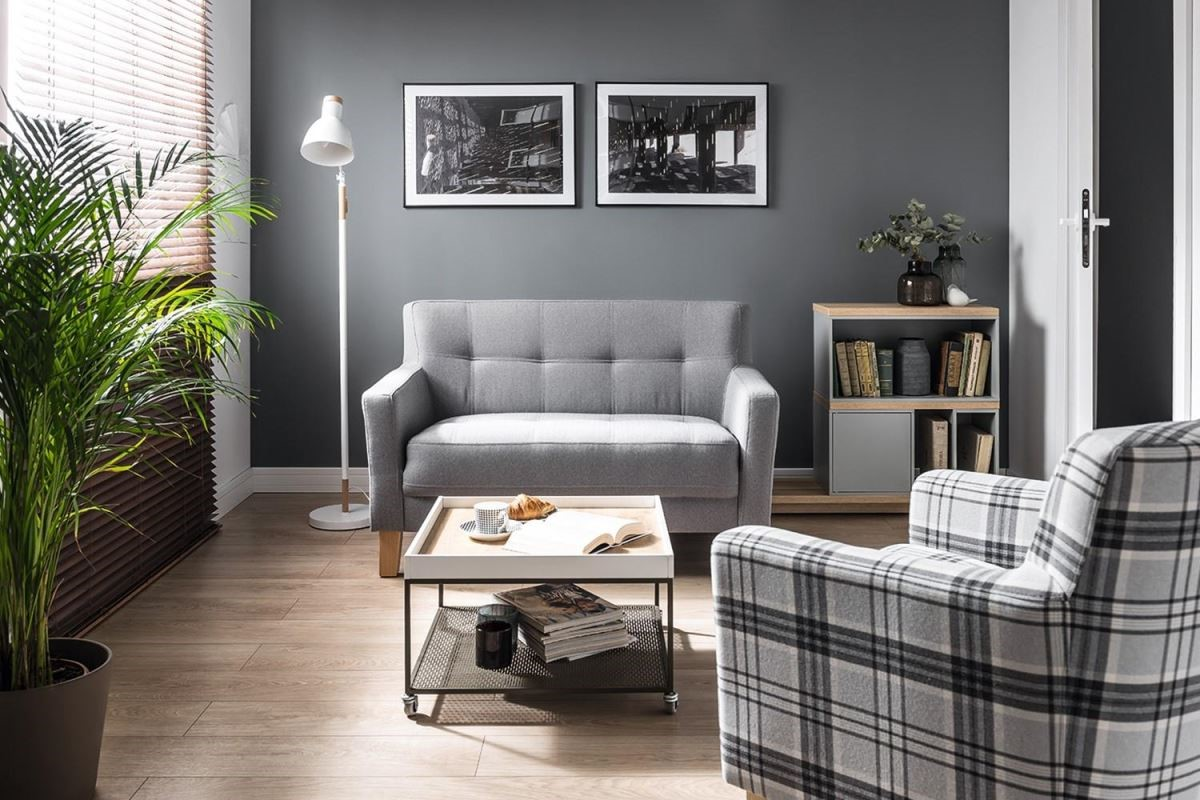Roce系列簡單耐看,堪稱居家紓壓放鬆設計款之最。(尺寸:寬146 深85 高95 cm)