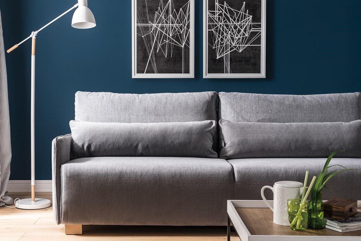 Jasper 沙發椅墊及椅背內建 bonell 彈簧構造,有助於氣體流通,外層包覆PU泡棉,為沙發提供舒適性與長久支撐力。(尺寸:寬214 深102 高85cm Seeping area:200x147)