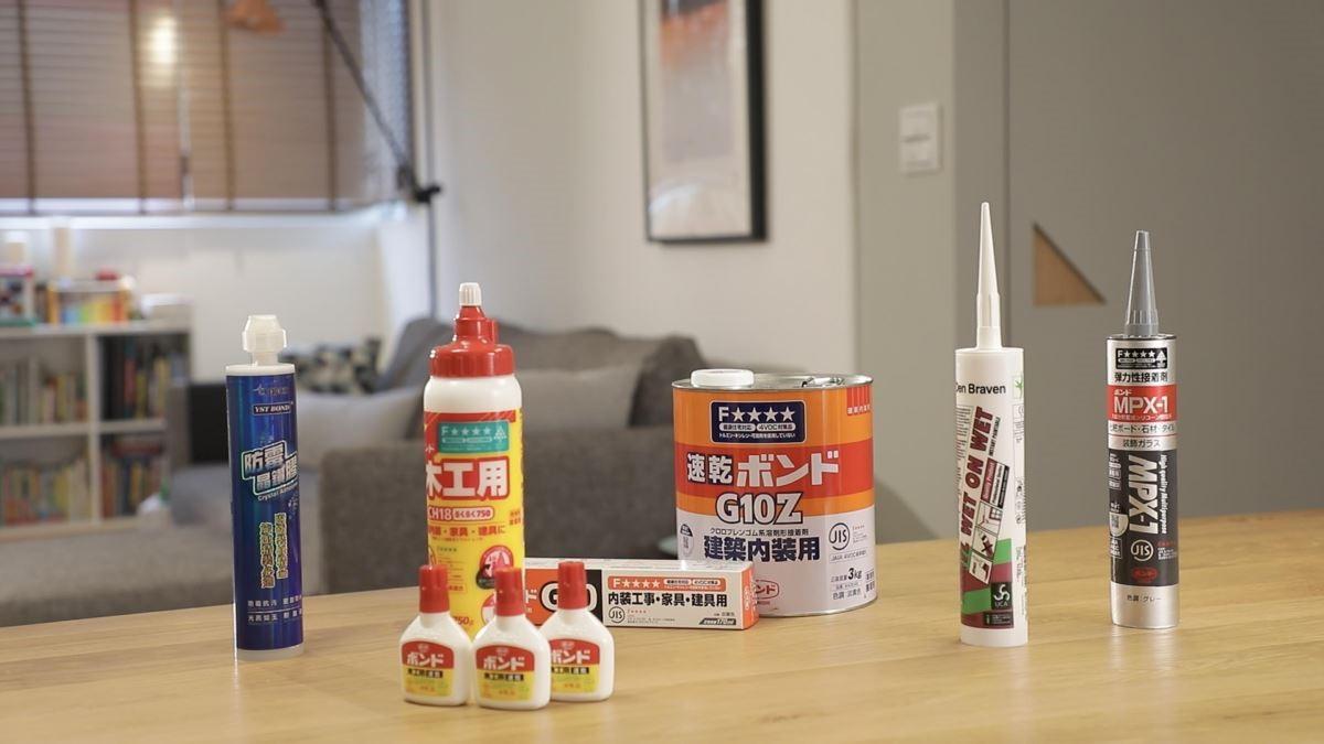 日本 F4 最高標準等級的環保黏著劑,低含量的甲醛能為居家環境把關品質。