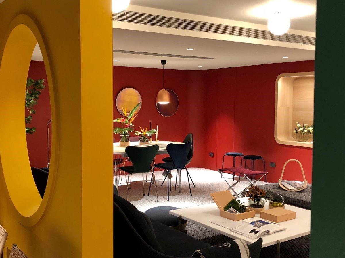 鬼才設計師Jaime Hayon操刀設計的品牌獨立店House of Fritz Hansen Taipei,也是他第一個台灣室內設計的作品。