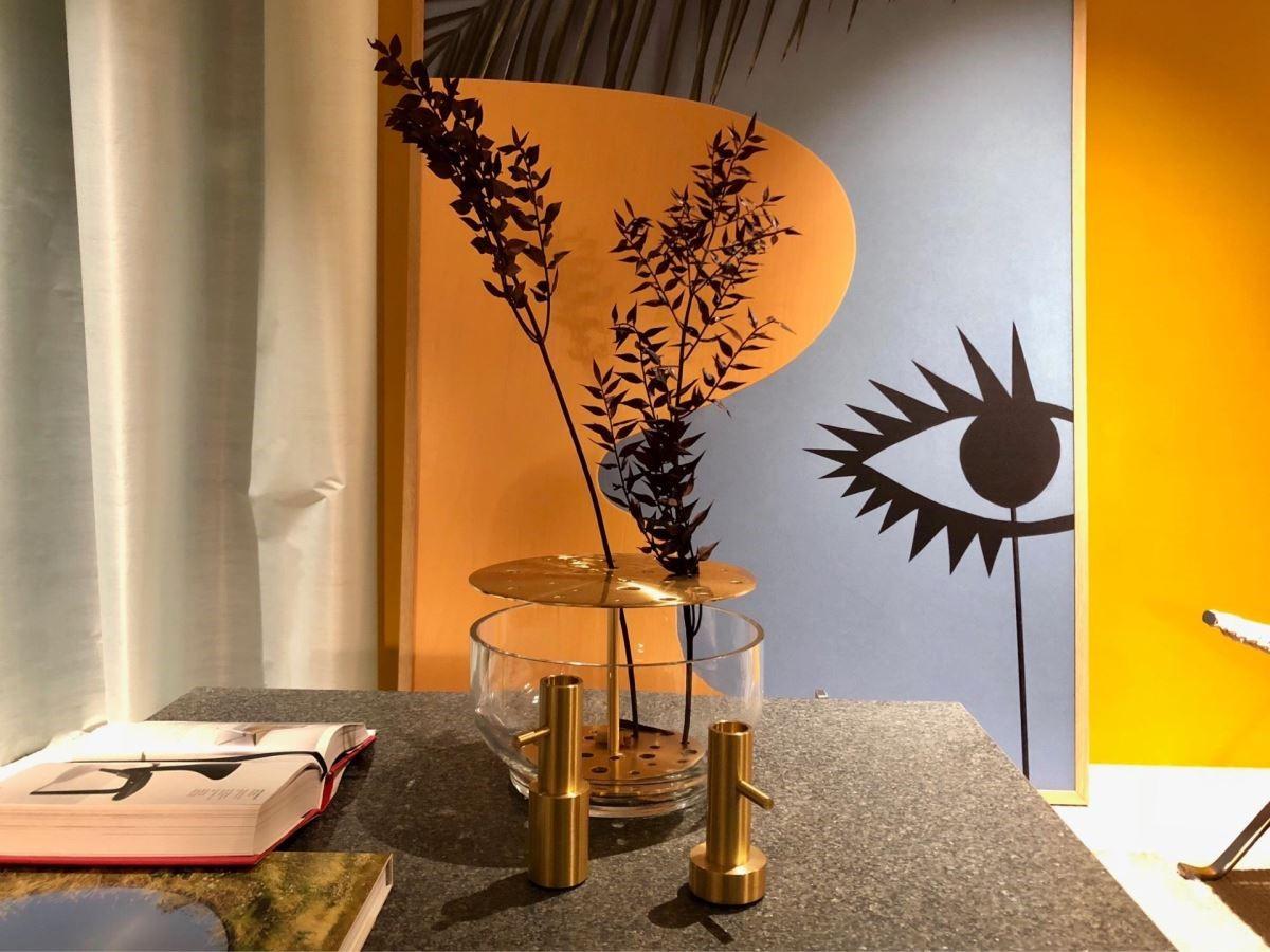 有造型、好質感的物件,可以點亮角落空間,展現個人風格與魅力。