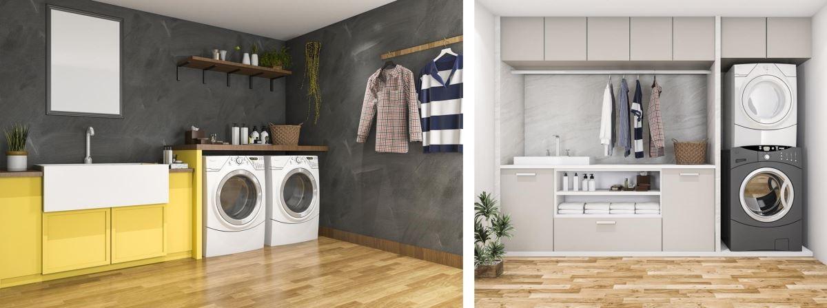 家事間的設計可因應不同空間尺度、風格、色彩喜好量身訂製。
