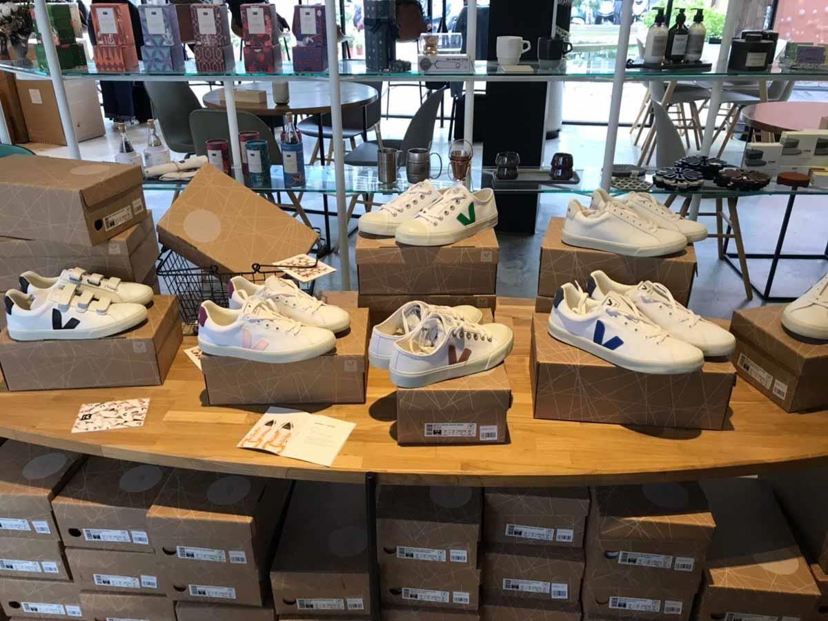 詢問度第一的法國球鞋品牌 VEJA 鞋