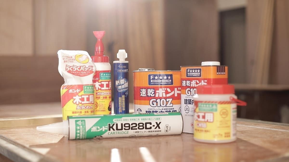 裝潢選用日本 F4 等級膠材可大幅降低甲醛刺鼻味,友善人體安全。