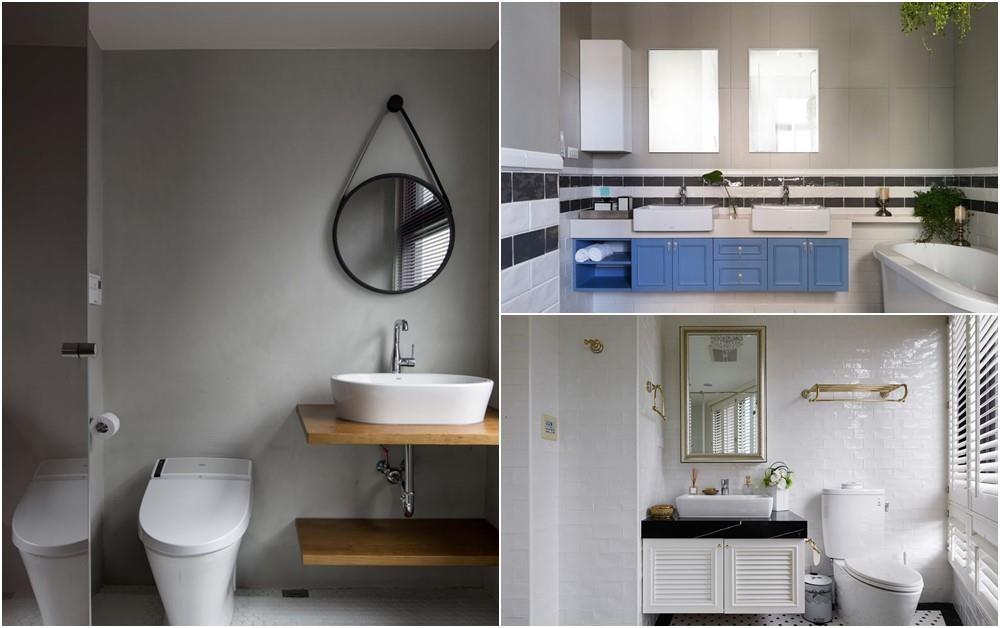 超實用浴室洗手台裝修攻略!4 大 QA 教你選對專屬於你的美型搭配