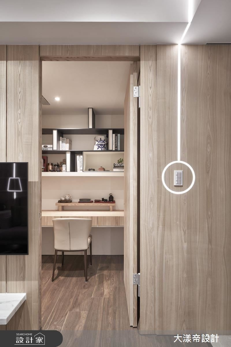 小坪數的居家該如何規劃,才能滿足一家四口的生活需求