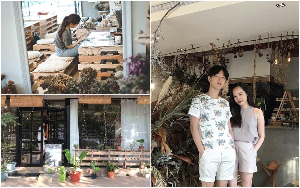 美女花藝師與文青設計師的 12 萬圓夢改造日記!DIY 創意布置、家具採購心法大公開