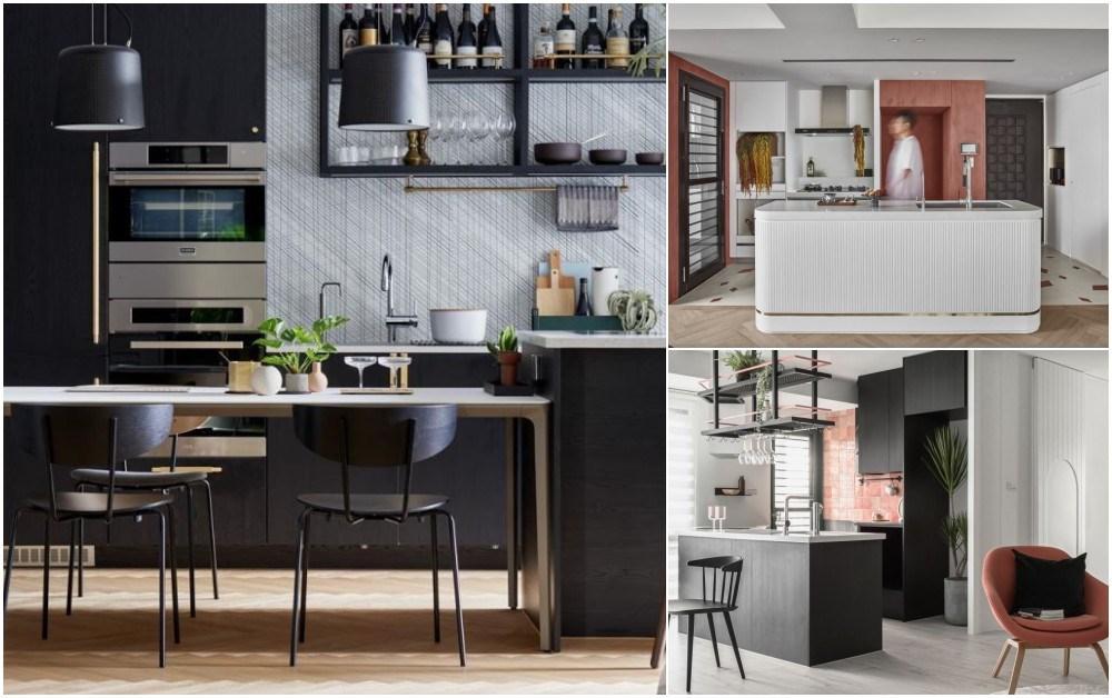 「島」國生活好愜意!2020廚房設計趨勢,四大重點教你打造完美中島廚房
