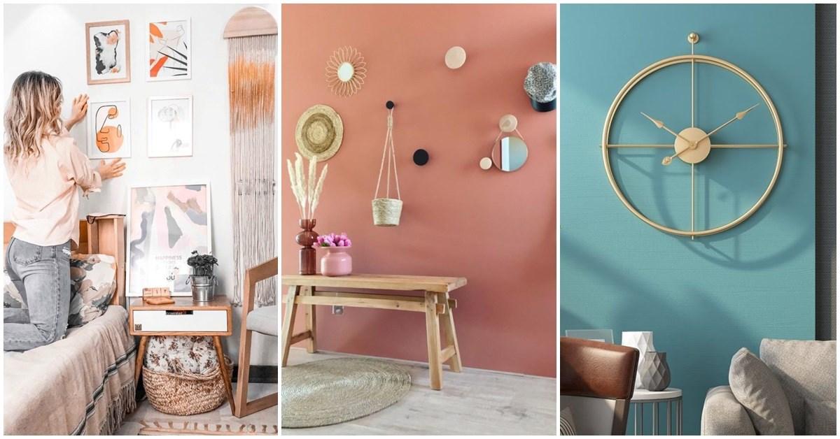 【關你壁事V】15 種無痛入門的牆壁裝飾,用 DIY 居家佈置揮別 2020 年爛事