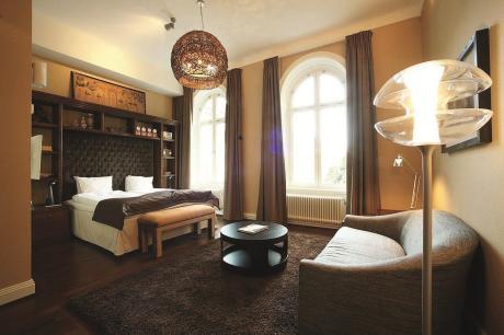 從瑞典設計旅店看北歐風格空間