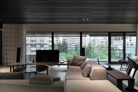 台灣空間美學新秀設計師大賽 居住空間類佳作獎-大雄設計