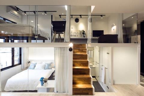台灣空間美學新秀設計師大賽 居住空間類佳作獎-文儀室內裝修設計有限公司