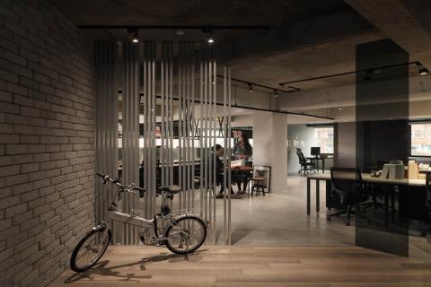 台灣空間美學新秀設計師大賽 商業空間類銀獎-大雄設計Snuper Design