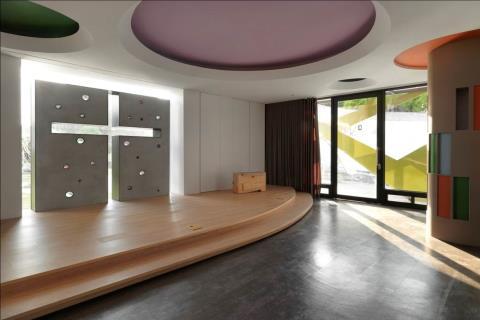 台灣空間美學新秀設計師大賽 商業空間類銀獎-欣磐石建築室內設計