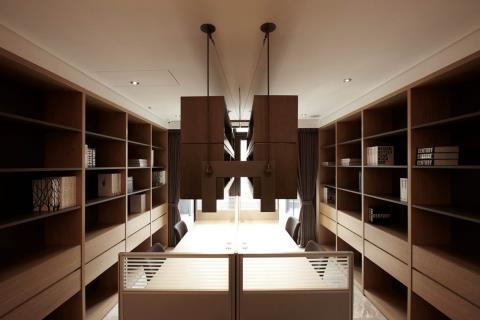 台灣空間美學新秀設計師大賽 商業空間類佳作獎-叁伍設計研究室