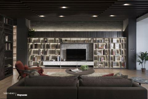 走進伸保全球分店 體驗系統家具的極致居家美學