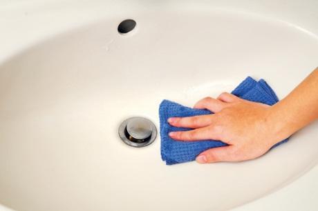 浴廁洗手台輕鬆清潔妙招