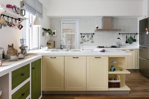 收在哪裡很重要 收納需求的規劃─餐廚區&臥房篇