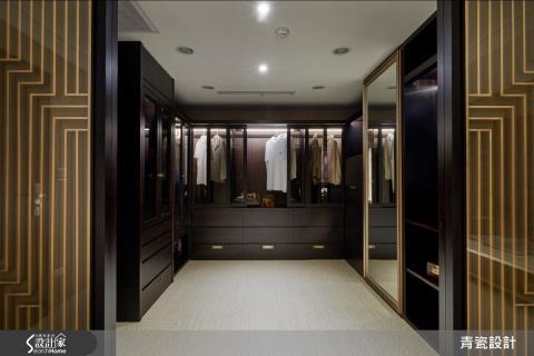 每個人都想擁有的專屬更衣空間