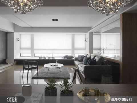 溢出幸福 如畫一般的寧靜宅 頑渼空間設計 洪淑娜