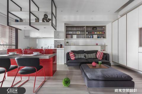 穿梭空間 展現小坪數加乘效益  綺寓空間設計 張睿誠