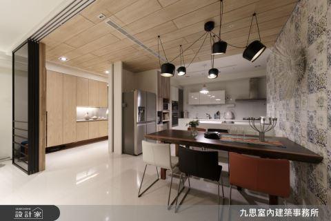 簡單純粹的幸福 營造質感藝術宅邸 九思室內建築事務所 張簡千慧