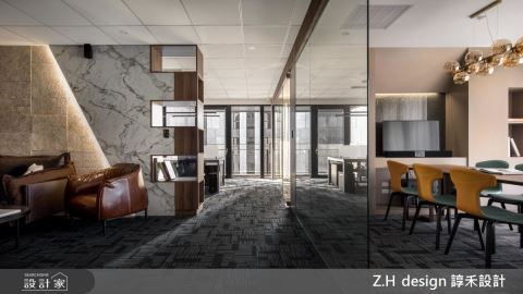 設計沒距離 多元構築美觀視覺  Z.H design 諄禾設計 黃名辰