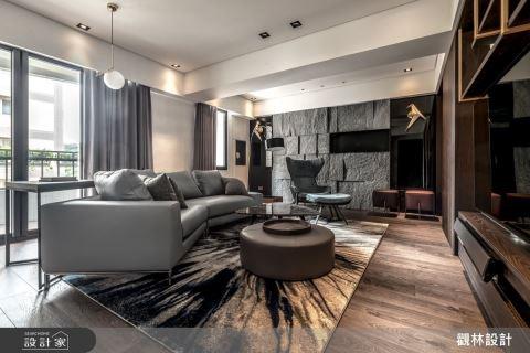老屋的洗新革面 成就器度非凡居家宅邸 觀林設計 黃傳林 王川仁