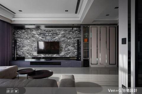 再次藕遇的契合 打造精緻高雅古典宅 芬格空間設計事務所 林京蔚