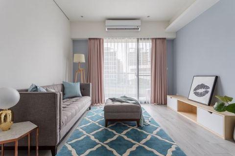 環繞雲朵天際 超清新的舒暢宅 穆豐空間設計有限公司 王淑樺