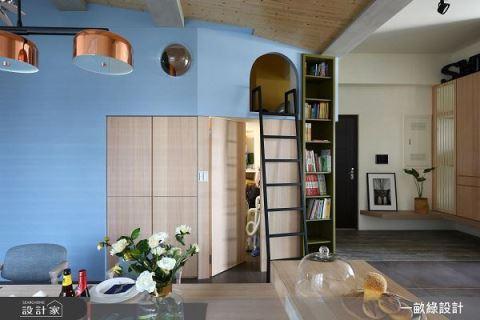 實現一個樹屋的夢想 閣樓上的秘密基地 一畝綠設計 姚廷威