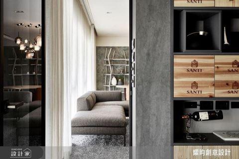 56坪質感宅邸 誰說傢具不可以是藝術 耀昀創意設計 蔡昀璋
