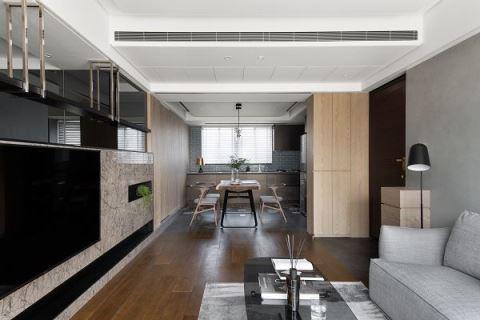 【Promote】回字型動線創造了生活細節 給屋主理想的家 沐果室內設計 于大緯