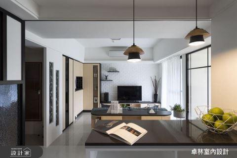 26坪樓中樓北歐風實現一家人的夢想 卓林室內設計 林繹寬、方怡仁、靳宏章