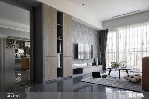 洋溢優雅氣質 重視細節的風華宅邸 藝念集私空間設計 張紹華、黃千祝