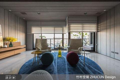 用陳設搭起生活感 專屬兩人的簡約風格宅 竹村空間 ZHUCUN Design 魏立彥