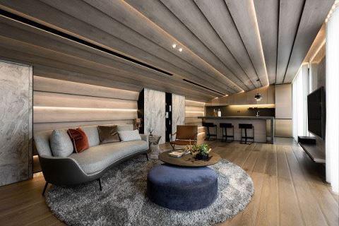 打破系統板材刻板印象 創造高質感的空間 伸保系統傢俱設計 伸保系統傢俱設計團隊