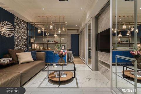 最好的留給自己 打造單身貴族飯店奢華宅 雷羽設計 劉軒達