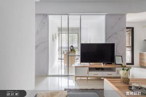 用心刻劃簡約空間 新婚小夫妻的陽光美宅 宜荷設計 宋志鍾 Yojiro